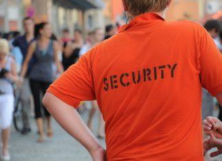 Sicherheitsdienstmitarbeiter